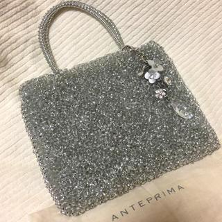アンテプリマ(ANTEPRIMA)の未使用品 正規品 アンテプリマ ワイヤーバッグ&チャーム(ハンドバッグ)