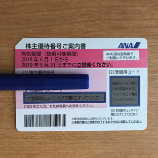 エーエヌエー(ゼンニッポンクウユ)(ANA(全日本空輸))の6666様専用 * ANA(全日本) 株主優待券(その他)