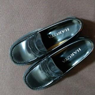 ハルタ(HARUTA)のHARUTA ローファー 23.5(ローファー/革靴)