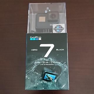 ゴープロ(GoPro)の【新品・未使用】GoPro HERO7 BLACK CHDHX-701-FW(ビデオカメラ)