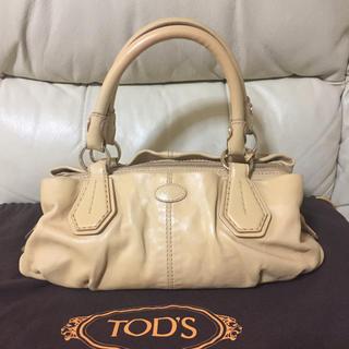 トッズ(TOD'S)の正規品トッズミニハンドバッグ ロエベ プラダ シャネル グッチ(ハンドバッグ)