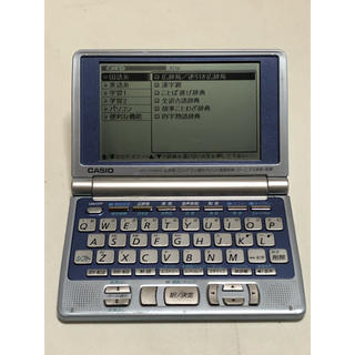 カシオ(CASIO)のCASIO 電子辞書 EX-word カシオ XD-LP4600(電子ブックリーダー)