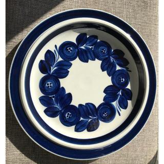 アラビア(ARABIA)のアラビア / ARABIAアネモネ / Anemone 大皿 プレート(食器)