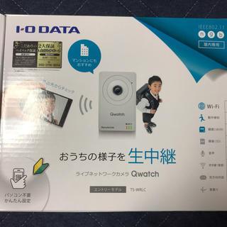 アイオーデータ(IODATA)のYu様専用ネットワークカメラ TS-WRLC(防犯カメラ)
