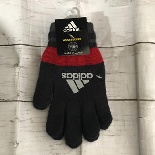 アディダス(adidas)のadidas18cm手袋お値下げ不可(手袋)