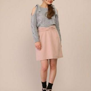 ハニーサロン(Honey Salon)の新品★Honey Salon★リボン スカート(ミニスカート)