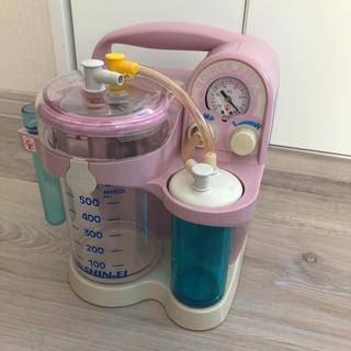 パワースマイル ポータブル吸引器 鼻吸い器(鼻水とり)