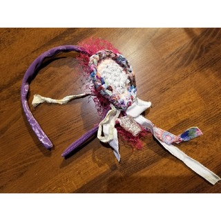 カオリノモリ(カオリノモリ)のカチューシャ ヘア飾り カオリノモリ(カチューシャ)