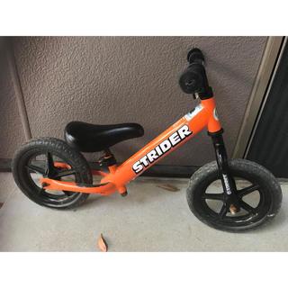 ストライダ(STRIDA)のストライダー オレンジ(自転車)