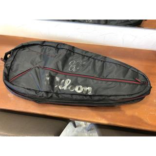 ウィルソン(wilson)のウィルソン  テニスバッグ フェデラー(バッグ)