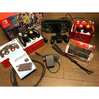 ニンテンドースイッチ(Nintendo Switch)のニンテンドー スイッチ Switch 本体 セット(家庭用ゲーム本体)