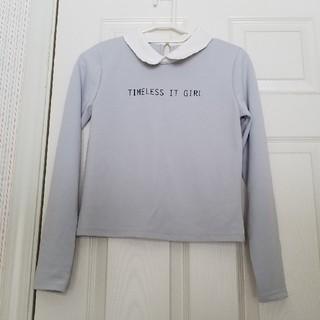トゥララ(TRALALA)のTRALALA  長袖シャツ(Tシャツ(長袖/七分))