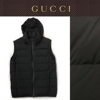 166595381fb7 グッチ(Gucci)の定価14.2万円 グッチ GUCCI ダウンベスト 超軽量 サイズ