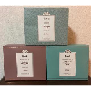 ハロッズ(Harrods)の【専用】Harrods 紅茶 100 teabag No42 & No16(茶)