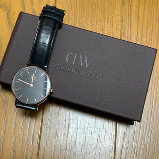 ダニエルウェリントン(Daniel Wellington)のダニエルウェリントン DW 時計(腕時計)
