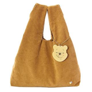 ディズニー(Disney)のGracegift xディズニー 台湾限定 くまプーさんの手提げバッグ(ショルダーバッグ)