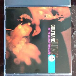 コルトレーンCD LIVE (ジャズ)