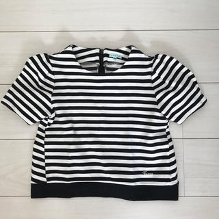 トッカ(TOCCA)の美品【TOCCA】トップス 130(Tシャツ/カットソー)