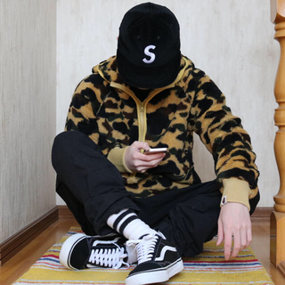A BATHING APE - BAPE ボアフリース
