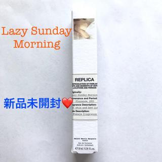 マルタンマルジェラ(Maison Martin Margiela)の【新品】 REPLICA lazy Sunday メイソンマルジェラ 香水(ユニセックス)