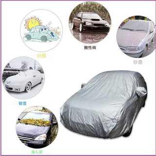 【選べる5サイズ♪】自動車ボディーカバー 防水防塵 防風(車外アクセサリ)