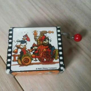 ミッキーマウスマーチ オルゴール ディズニー レトロ アンティーク(オルゴール)