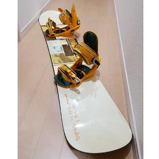 バートン(BURTON)のスノーボードセット(ボード)