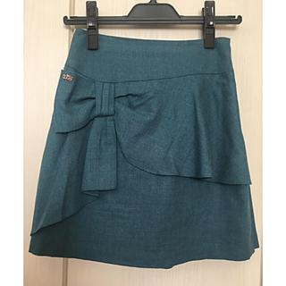 ウィルセレクション(WILLSELECTION)のウィルセレクション♡リボンスカート(ミニスカート)