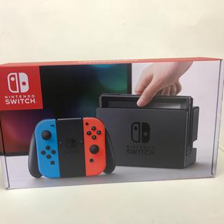 ニンテンドースイッチ(Nintendo Switch)の任天堂 スイッチ 新品未使用(家庭用ゲーム本体)