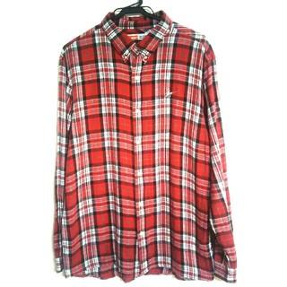 エクストララージ(XLARGE)のXLARGE エクストララージ チェックシャツ Lサイズ(シャツ)