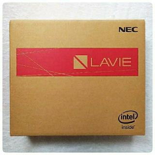 エヌイーシー(NEC)のLAVIE Smart NM パールホワイト(ノートPC)