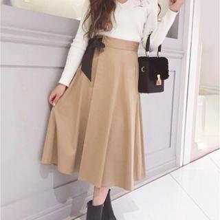 ノエラ(Noela)のNoela ビッグリボン2WAYスカート(ひざ丈スカート)