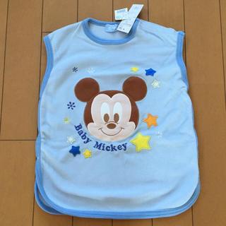 ディズニー(Disney)のミッキー スリーパー 80-95 ディズニー 新品(パジャマ)