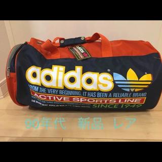 アディダス(adidas)の新品未使用品 レア アディダスボストンバック(ボストンバッグ)