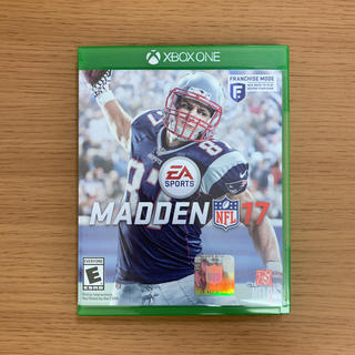エックスボックス(Xbox)のMadden NFL 17 (Xbox One)(家庭用ゲームソフト)