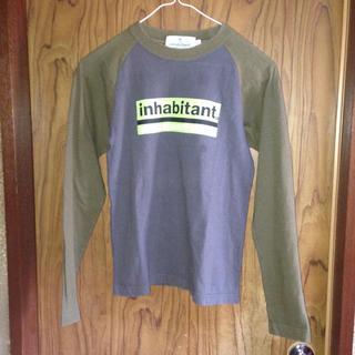 インハビダント(inhabitant)のinhabitant  XXS(ウィメンズS〜M)(Tシャツ(長袖/七分))