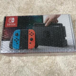 ニンテンドースイッチ(Nintendo Switch)の任天堂スイッチ Nintendo Switch 本体 新品・未開封(家庭用ゲーム本体)