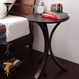 今だけ4490円 天然木 サイドテーブル(コーヒーテーブル/サイドテーブル)