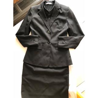 シマムラ(しまむら)のスーツ ブラック  4点セット🤗(スーツ)