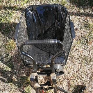 自転車 前 子供用座席(自動車用チャイルドシートカバー)