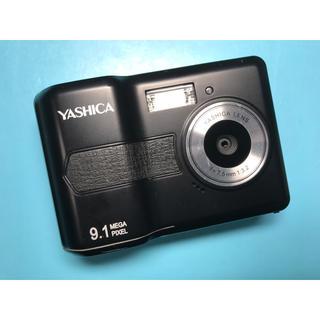 キョウセラ(京セラ)の独特な写りで人気のカメラ ヤシカ EZ F924(コンパクトデジタルカメラ)