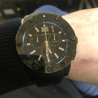 エドックス(EDOX)のエドックス クラスワン クロノグラフ(腕時計(アナログ))