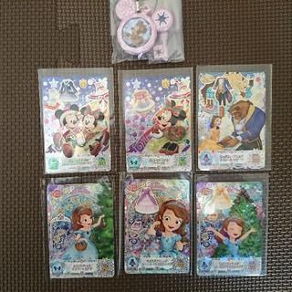 ディズニー(Disney)のマジックキャッスル カード&キー(カード)