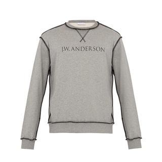 ジェイダブリューアンダーソン(J.W.ANDERSON)のJ.W.Anderson◆2017AWロゴスウェット(スウェット)