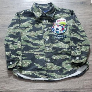 JAM - 迷彩 カモフラ シャツ