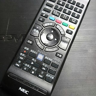 エヌイーシー(NEC)のNEC リモコン RC-1210 送料込み(PC周辺機器)