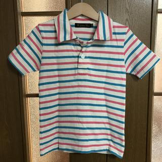 エーキャンビー(A CAN B)のエーキャンビー 新品 男の子 ポロシャツ 110(Tシャツ/カットソー)