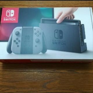 ニンテンドースイッチ(Nintendo Switch)の新品 Nintendo Switch(ニンテンドースイッチ)本体 任天堂保証あり(家庭用ゲーム本体)