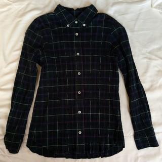 ニーム(NIMES)のシワ加工チェックシャツ NIMES(シャツ/ブラウス(長袖/七分))