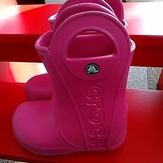 クロックス(crocs)のクロックス サイズ 8 (15センチ)(長靴/レインシューズ)